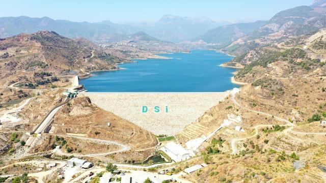 DSİ, 18 yılda Mersine 8 baraj ve 11 gölet inşa etti