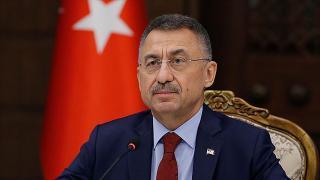 Cumhurbaşkanı Yardımcısı Oktay, Necmettin Erbakan'ı andı