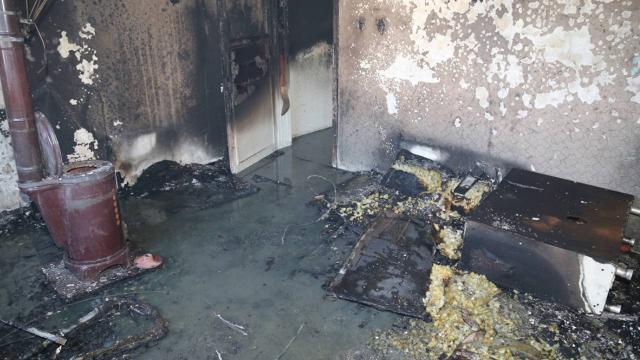Gaziantepte çıkan yangında 2 çocuk hayatını kaybetti