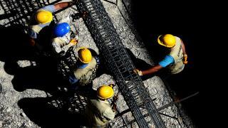Ücretli çalışan sayısı yüzde 17,1 arttı