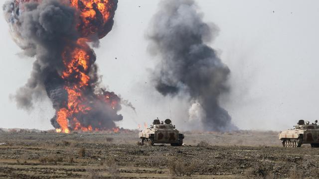 İran, Azerbaycan sınırında askeri tatbikat gerçekleştirecek