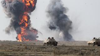 İran, Umman Denizi kıyısında yeni bir askeri tatbikat başlattı