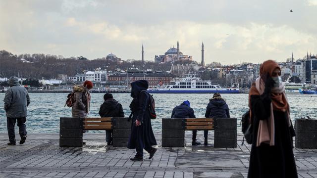 Marmarada sıcaklıklar düşecek