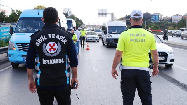 İstanbulda bazı yollar geçici olarak trafiğe kapatılacak