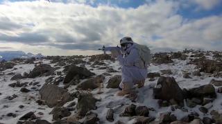 JÖH'ler zorlu kış şartlarında teröristlerin izini sürüyor
