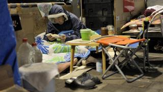 Pandemi zengin Japonya'daki gizli yoksulluğu ortaya çıkardı