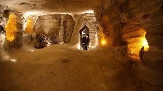 Tesadüfen ortaya çıkarılan Kayaşehir'e Rus turist ilgisi