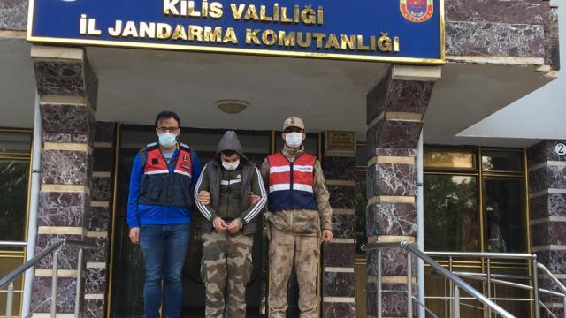 Kiliste silahla 2 kişiyi yaralayan şüpheli, saklandığı güvencin kümesinde yakalandı
