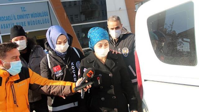 Kocaelide evde doğum yapan kadının bebeğini öldürdüğü iddiası