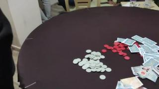 Hatay'da iş yerinde kumar oynayan 16 kişiye 50 bin 400 lira ceza