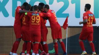 Yeni Malatyaspor kazanmaya devam etti