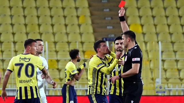 PFDKdan Mert Hakan Yandaşa 1 maç ceza