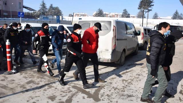 Sahte şirketle SGKyı zarara uğratan 26 şüpheli yakalandı