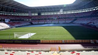 4 Eylül Stadyumu Fenerbahçe maçına hazır