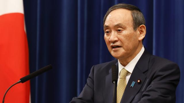 Japonya Başbakanı Sugadan koronavirüs ve olimpiyat sözü