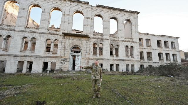 """Azerbaycan işgalden kurtarılan bölgelere """"akıllı şehirler"""" kuracak"""