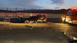 Tuzla'da trafik kazası: 1 kişi hayatını kaybetti