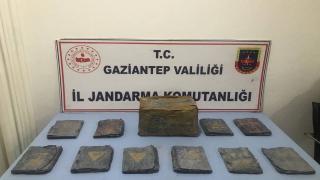 Gaziantep'te altınla yazılmış 10 Tevrat ele geçirildi