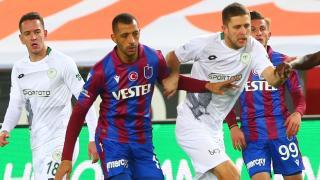 Konyaspor'un konuğu Trabzonspor