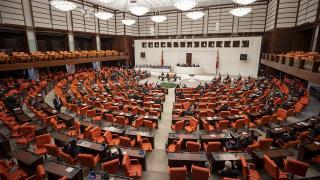 10 yeni fezleke Meclis'e sunuldu