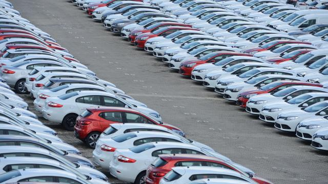 """""""Otomotiv şehri"""" Sakaryada 2020de üretilen her 100 araçtan 76sı ihraç edildi"""