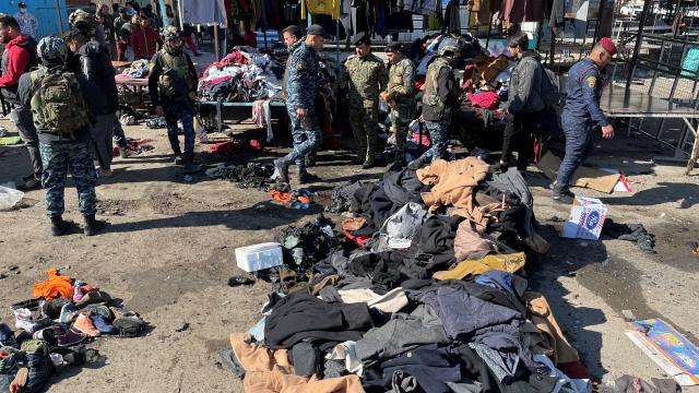 Irak Başbakanı Kazımi: Bağdattaki saldırıda güvenlik zafiyeti var