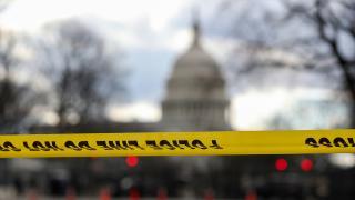 ABD'de yemin töreni güvenlik önlemleri gölgesinde gerçekleşti