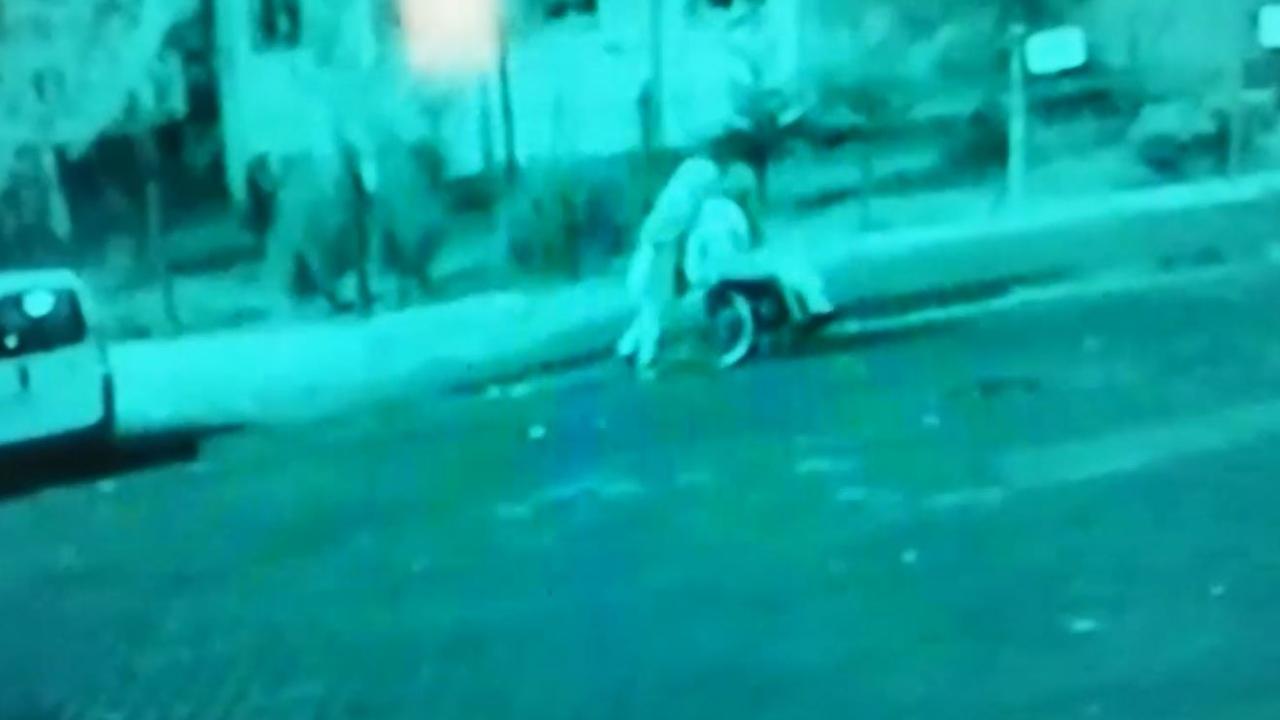 DEAŞ'ın infaz operasyonu kamerada