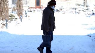 Doğu'da dondurucu soğuklar etkisini gösteriyor