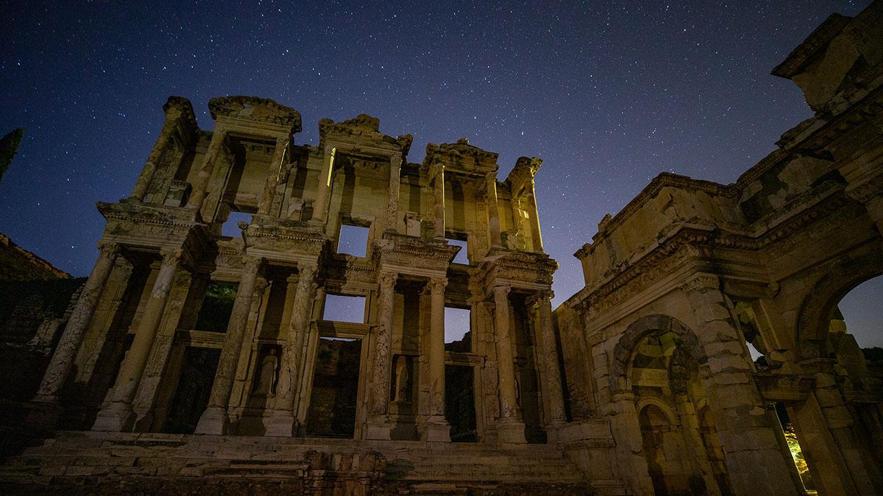 Göbeklitepe'den Efes'e Anadolu'nun asırlık mirasları
