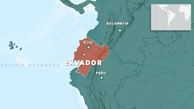 Ekvadorun yeni devlet başkanı, seçimin ikinci turunda belli olacak
