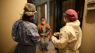 'Koronavirüs dedektifleri' 7 gün 24 saat salgınla mücadele ediyor