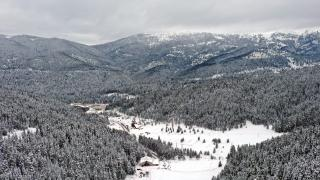 Yıldıztepe Kayak Merkezi ziyaretçilerini bekliyor