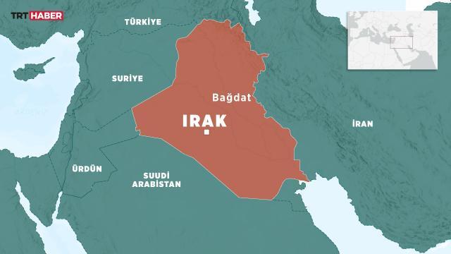 Bağdatta bombalı saldırı: 1 ölü