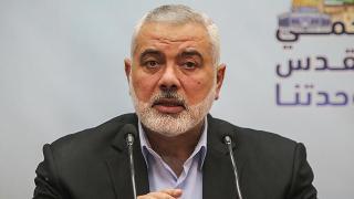 Hamas lideri Heniyye: Filistin meselesi, işgal altındaki topraklara hapsedilmek isteniyor