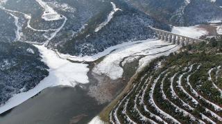 İstanbul'da karlar eriyor, barajlardaki doluluk artıyor