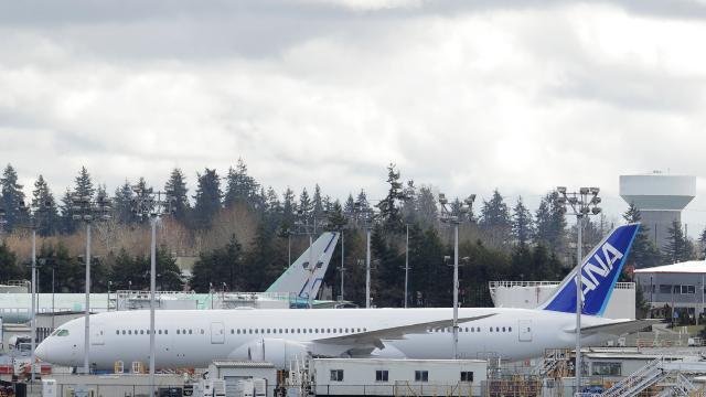 Japon hava yolu firması ANAdan rekor kayıp