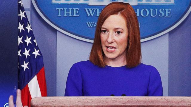Beyaz Sarayın yeni sözcüsü Psaki: Bidenın önceliği pandemiyi kontrol altına almaktır