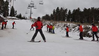 """MSB: """"Askeri kayakçılık eğitimi"""" düzenlendi"""