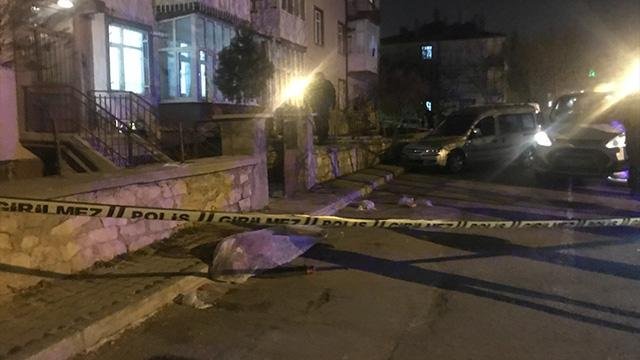 Konyada komşular arasında silahlı kavga: Karı-koca öldü