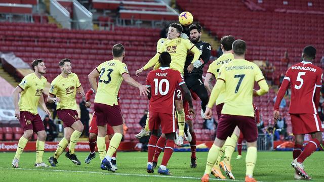 Liverpoolun 68 maçlık yenilmezlik serisi sona erdi