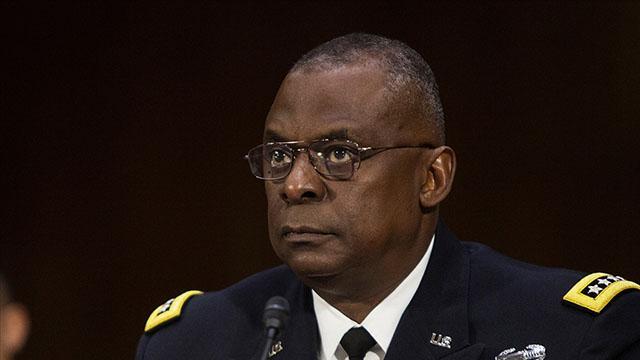 ABDnin ilk siyahi Savunma Bakanı Austin göreve başladı