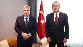 Dışişleri Bakanı Çavuşoğlu, AP Türkiye Raportörü ile görüştü