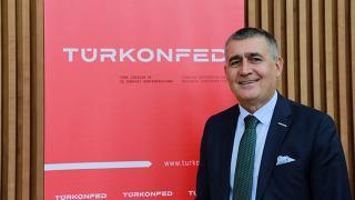 TÜRKONFED Başkanı Turhan: Dijital dönüşüm lüks değil, zorunluluk