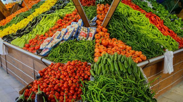 Yaş meyve ve sebze ihracatı yüzde 14 arttı
