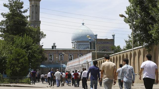 Tacikistanda son bir ayda koronavirüs vakası görülmedi