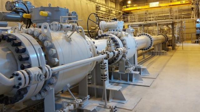 TANAPtan Türkiyeye 9,4 milyar metreküp gaz aktı