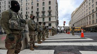 Biden'ı korumaya gitmişlerdi, Ulusal Muhafızlar COVID-19'a yakalandı