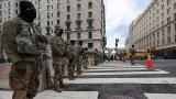 ABD'de tedarik zinciri krizinde Ulusal Muhafızların kullanılması düşünülmüyor