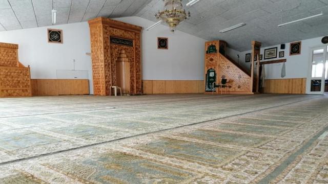 Danimarkada bir camiye İslamofobik saldırı